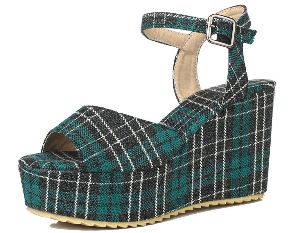HiTime HiTime Mules Femme Femme Green Green eab7058 - shopssong.space