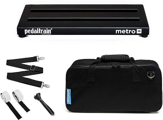 Pedaltrain Metro 16 SC · Estuches para efectos: Amazon.es: Instrumentos musicales