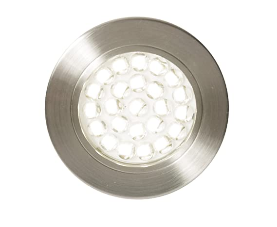 Culina pozza led recessed kitchen cabinet light cul 21624