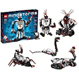 LEGO Mindstorms EV3 31313 - Robot Kit with Remote Control for Kids, Educational STEM Toy for Programming and Learning…