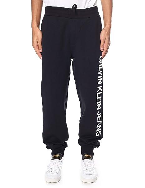 buy popular 27062 7cf56 Calvin Klein Jeans Institutional Side Pantalone da Tuta ...
