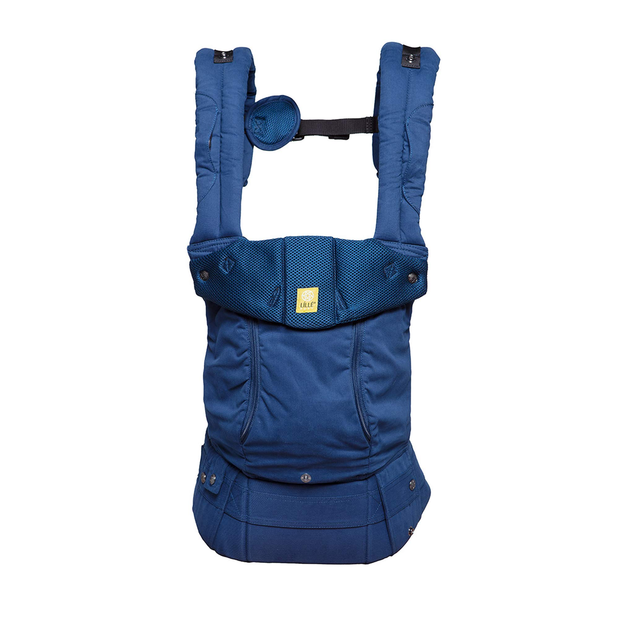360/° Ergonomic Baby /& Child Carrier Black and White L/ÍLL/Ébaby The Complete All Original SIX-Position