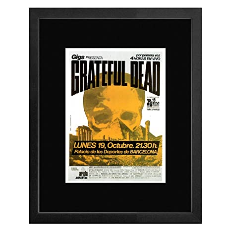 Amazon.com: Stick It On Your Wall Grateful Dead - Sports ...