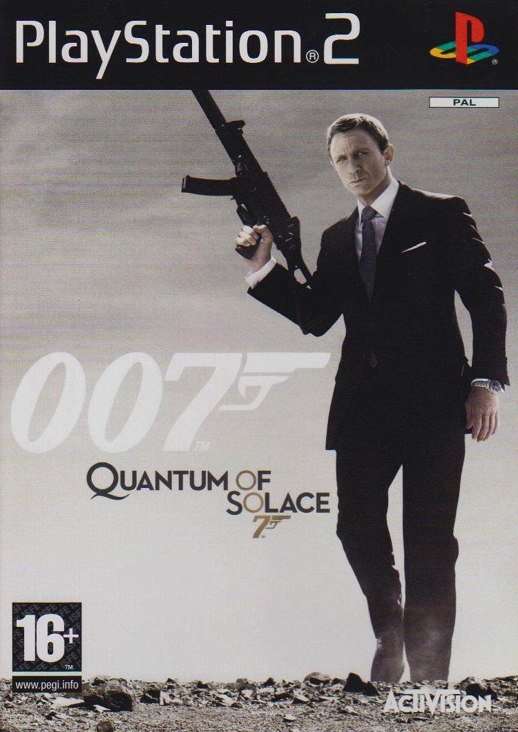 Quantum Of Solace: Crap New Bond Title Revealed nudes (56 photos), Instagram Celebrites pictures