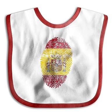 Amazon.com: Bandera de España con texto en inglés «Its In ...