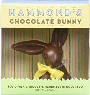product image for Hammonds Bunny, Chocolate, 2.4 Ounce