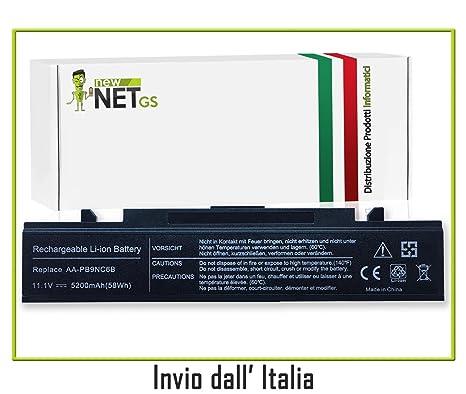 NewNet - Batería de ordenador portátil para Samsung ...