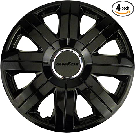 Amazon.com: Goodyear Flexo 75509 Wheel Covers 13 Inches ...