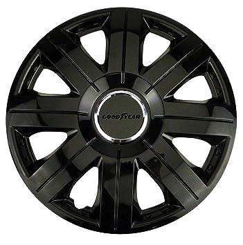 "Goodyear Flexo 7550 Black – Tapacubos (4 unidades) 16"" ..."