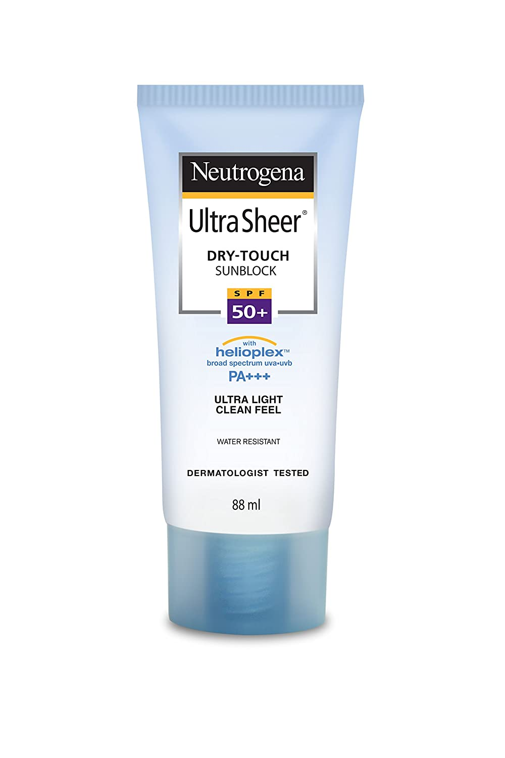 Neutrogena Ultra Sheer Dry Touch Sunblock SPF 50+ Sunscreen For Women And  Men, 88ml: Amazon.in: Beauty
