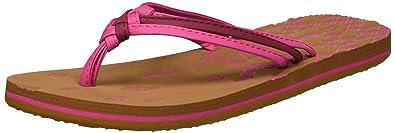 O'Neill Damen FW Woven Strap Flip Flop Zehentrenner, Violett (Purple Allover Print), 37 EU