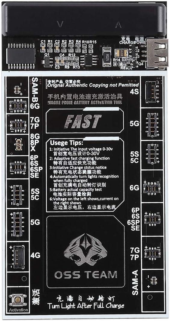 Herramientas para reparar W218 Smartphone Batería de carga rápida ...