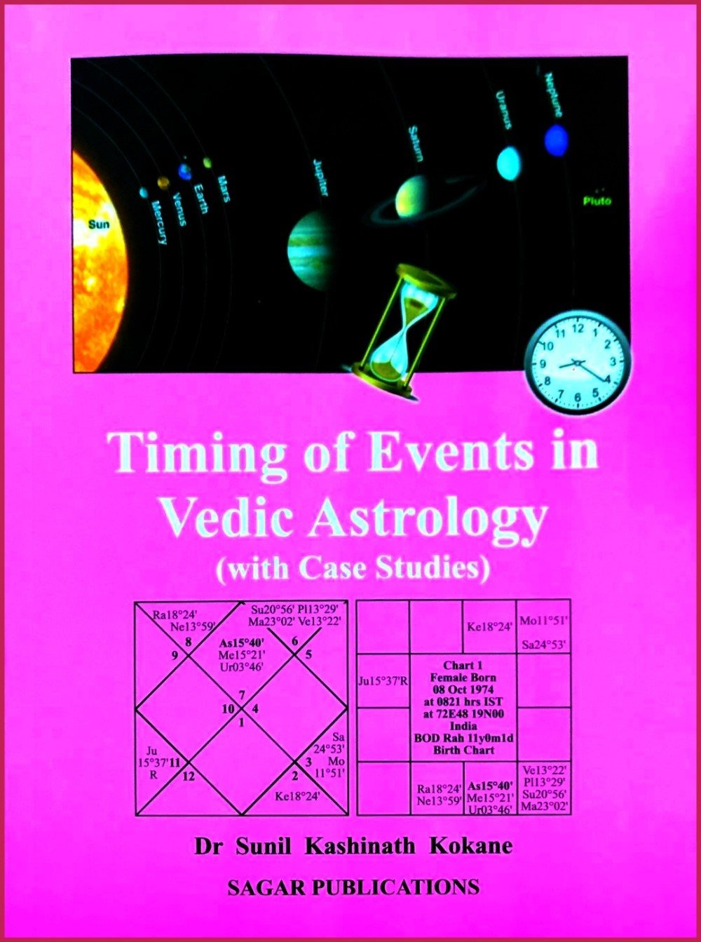 Buy Timing Of Events In Vedic Astrology With Case Studies Book