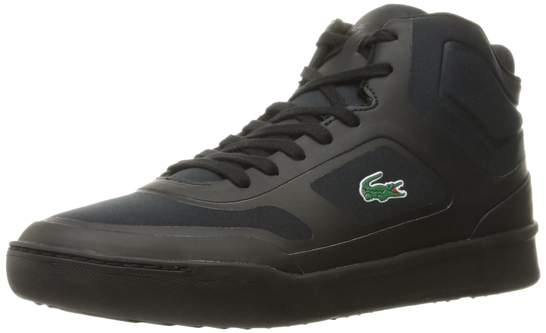 d7acaad8 Lacoste Men's Explorateur Mid SPT 316 1 SPM Fashion Sneaker, Black ...