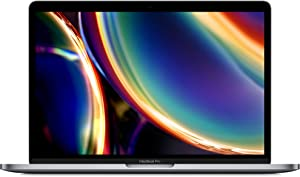 New Apple MacBook Pro (13-inch, 8GB RAM, 256GB SSD Storage, Magic Keyboard) - Space Gray