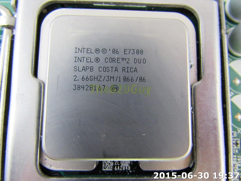 INTEL E7300 SOUND DRIVERS FOR MAC