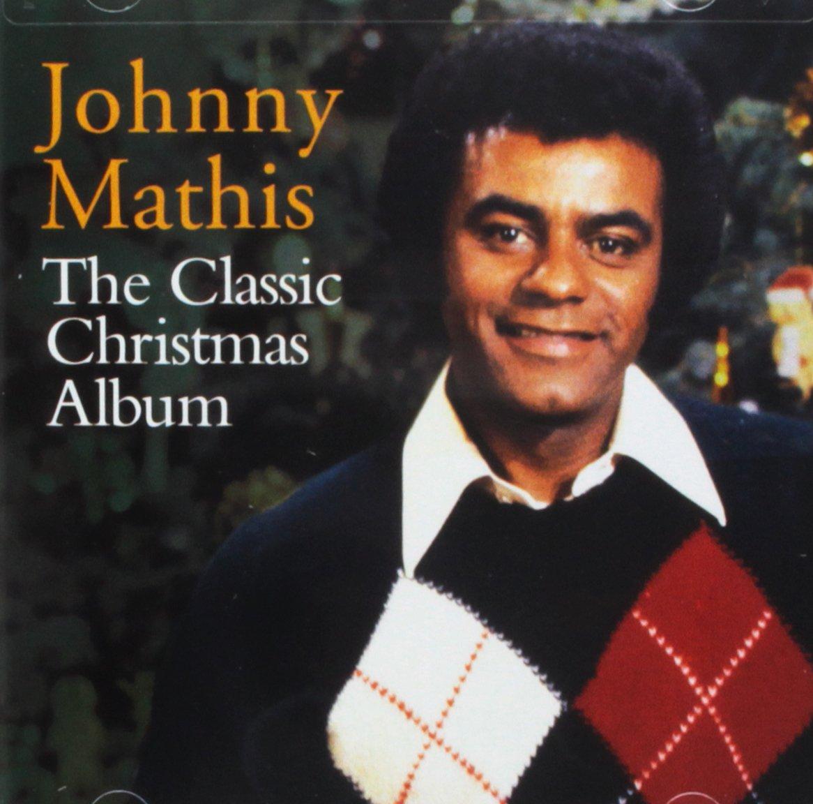 Johnny Mathis - The Classic Christmas Album - Amazon.com Music