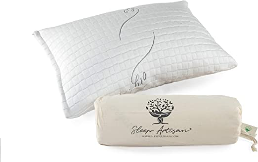 pillow sizes for bed