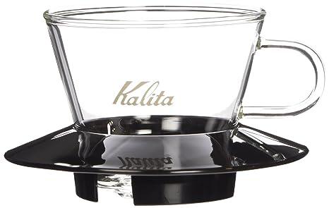 Amazon Kalita Wave Dripper 155 Series Glass 1 2 Person
