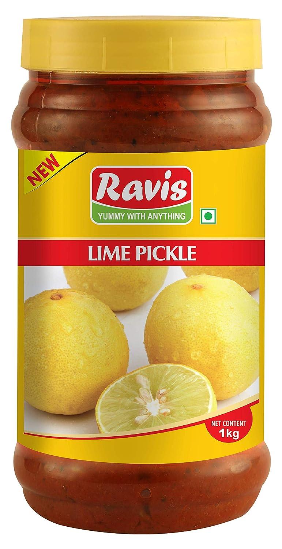 Ravis Lime Pickles – 1Kg