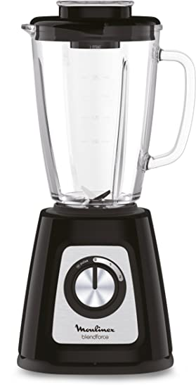 Moulinex blendforce licuadora, Negro: Amazon.es: Hogar