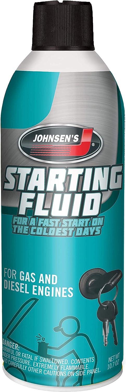 Johnsen's Starting Fluid