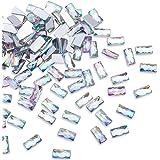 Amazon.com  The Crafts Outlet 144-Piece Acrylic Aluminum Foil Flat ... 253ad0fc1b2b