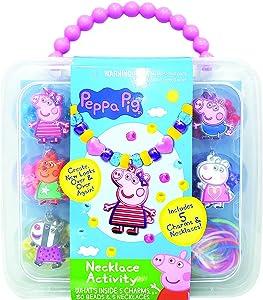 Tara Toys Peppa Necklace Activity Set, Peppa Pig (95484)