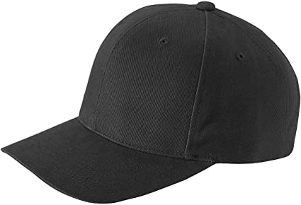 Yupoong Adult Brushed Cotton Twill Mid-Profile Cap-6363V