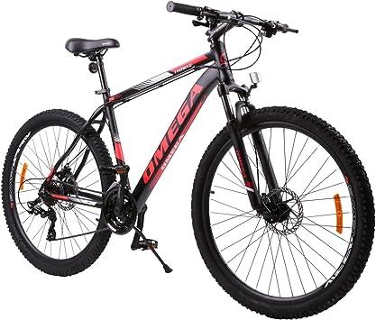 OMEGA BIKES Thomas Bici, Ciclismo, Street, MTB Bike, Unisex ...