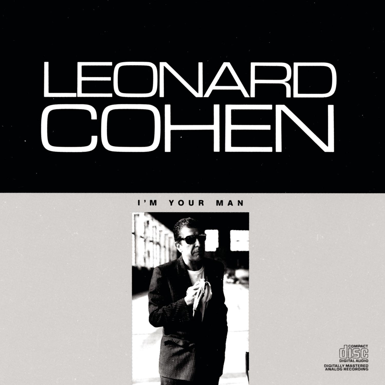 I'm Your Man Leonard Cohen I'm Your Man Folk & Traditional Pop