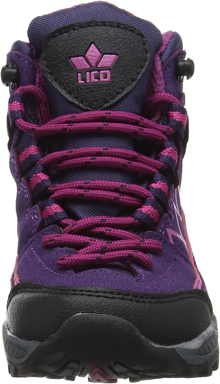 Lico Norfolk High Chaussures de Randonn/ée Hautes Fille