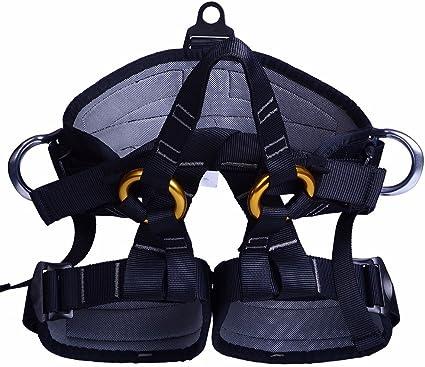 CAMTOA EVA cinturón de seguridad de escalada alpiniste-togir Slide ...