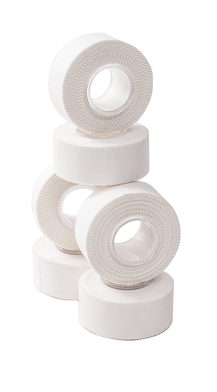 METAL BOXE Bande Adhesive Pro Tape 0,25 x 10M Mixte Adulte Blanc