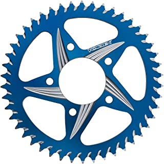 product image for Vortex 435ZB-45 Blue 45-Tooth 520-Pitch Rear Sprocket