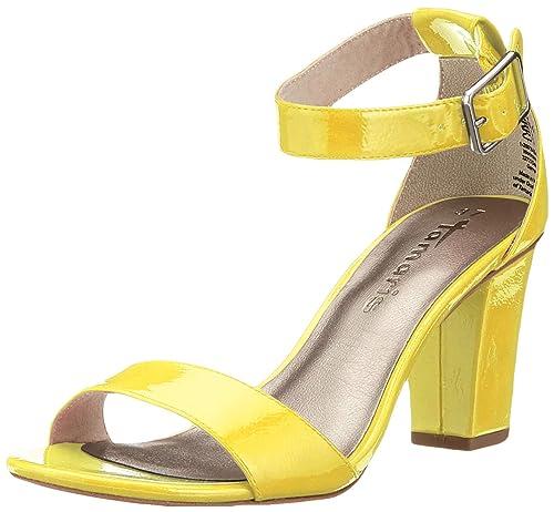 94b4f87919a Tamaris 1-1-28018-22, Sandalia con Pulsera para Mujer: Amazon.es: Zapatos y  complementos