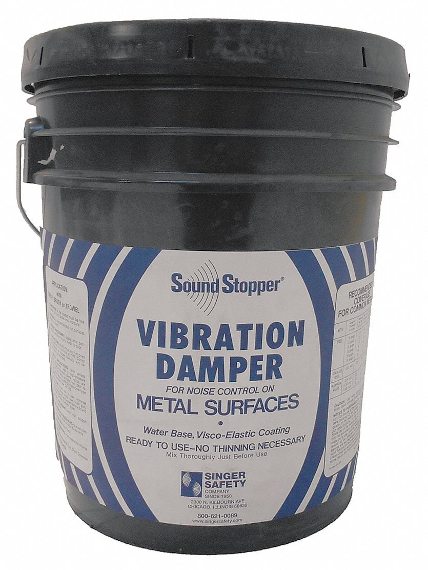 Vibration Compound,5Gallon