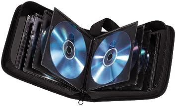 7f0e10b3561ee Hama CD Tasche für 40 Discs   CD   DVD  Amazon.de  Computer   Zubehör