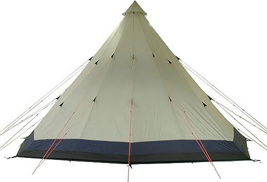 10T Apache 600+ - Tienda de campaña para 12 personas (con lona de suelo cosida y avance) [importado]: Amazon.es: Deportes y aire libre