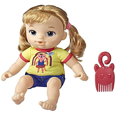 Hasbro Baby Alive Littles Squad Astrid Doll: Toys & Games