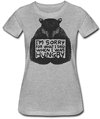 eb98d9a9a Finest Prints I'm Sorry for What I Said When I was Hungry Bear ...