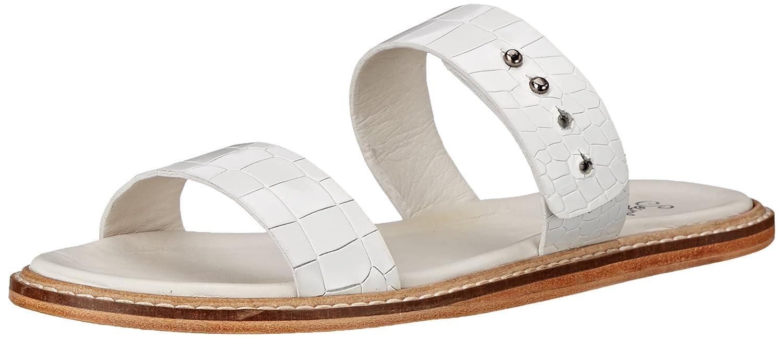 la de femme de la pêcheur aux sandales modélisation durables. 668426