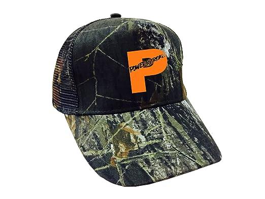 e063fd731 Ford Powerstroke Orange Logo Trucker Mesh Cap at Amazon Men's ...