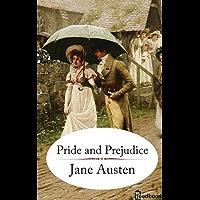Pride and Prejudice: Romantic English literature (English Edition)