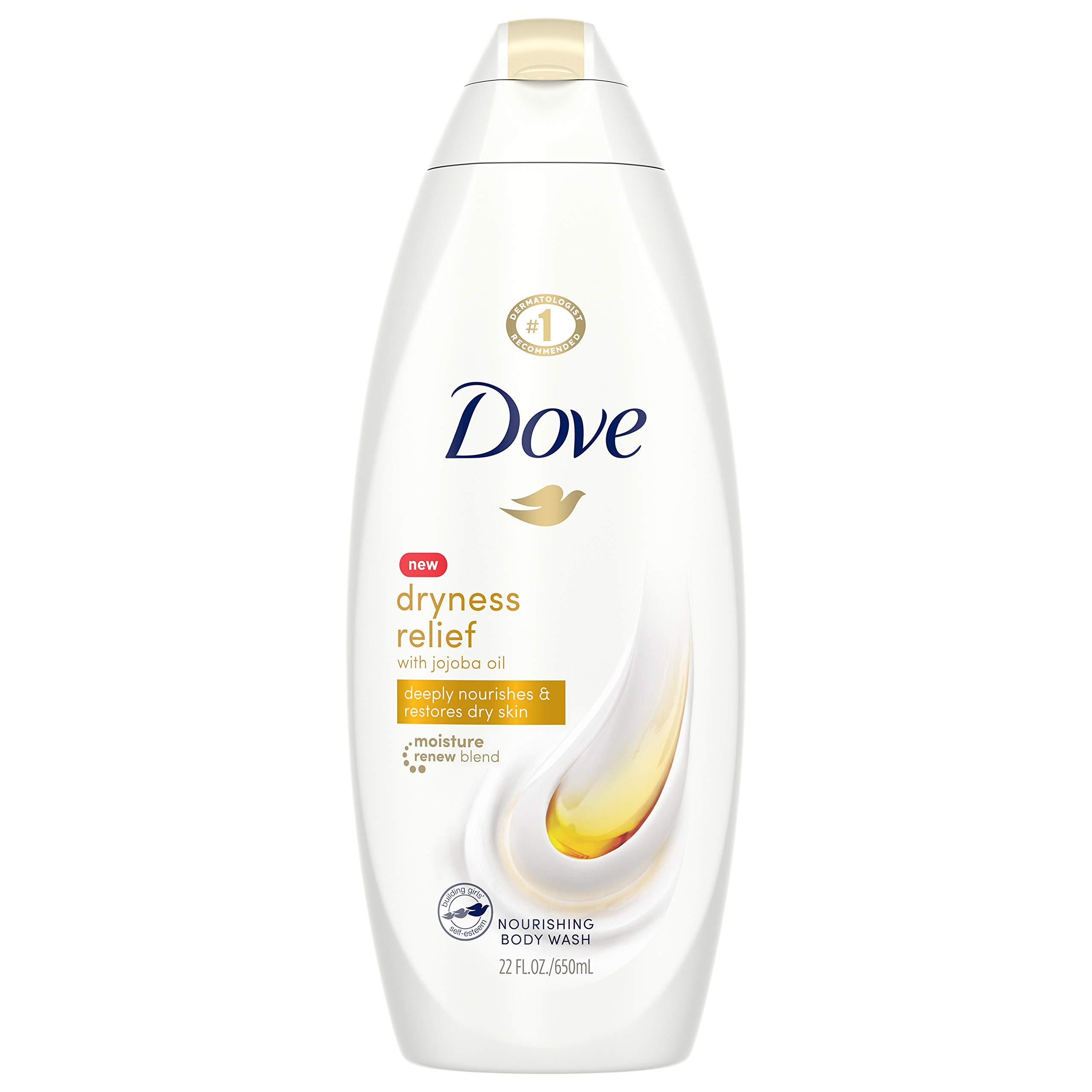 dove for dry skin
