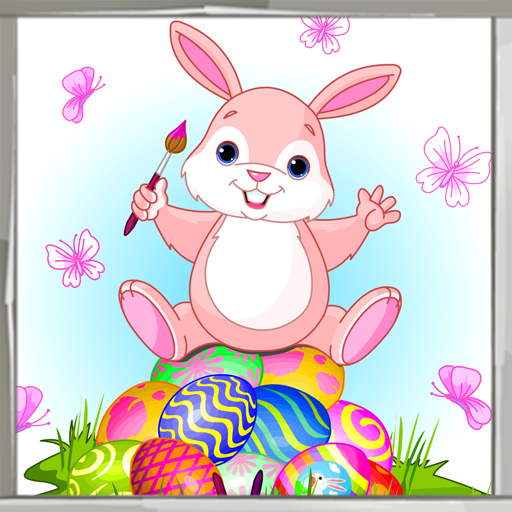 (Easter Coloring Book)