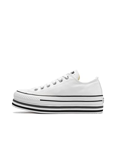 Converse Donna Sneakers Chuck Taylor all Star Platform Layer Ox  MainApps   Amazon.it  Scarpe e borse 8460ec78a43