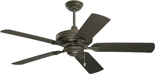 Emerson Ceiling Fans CF552GES Veranda 52-Inch Indoor Outdoor Ceiling Fan