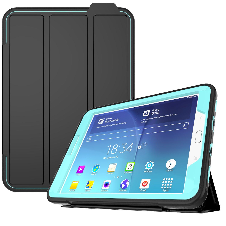 買い誠実 TianTa Galaxy Tab S2 8.0ケース ブラック T710ケース T710ケース 高耐久3層スマートケース 耐衝撃保護 自動スリープ SM-T710/起動機能付き 2015 Samsung Galaxy Tab S2 8.0 SM-T710/ T715リリース用 ブラック TianTa-25167 Black/LightBlack B07L777BS4, アールシー ウメハラ:12956a5b --- a0267596.xsph.ru