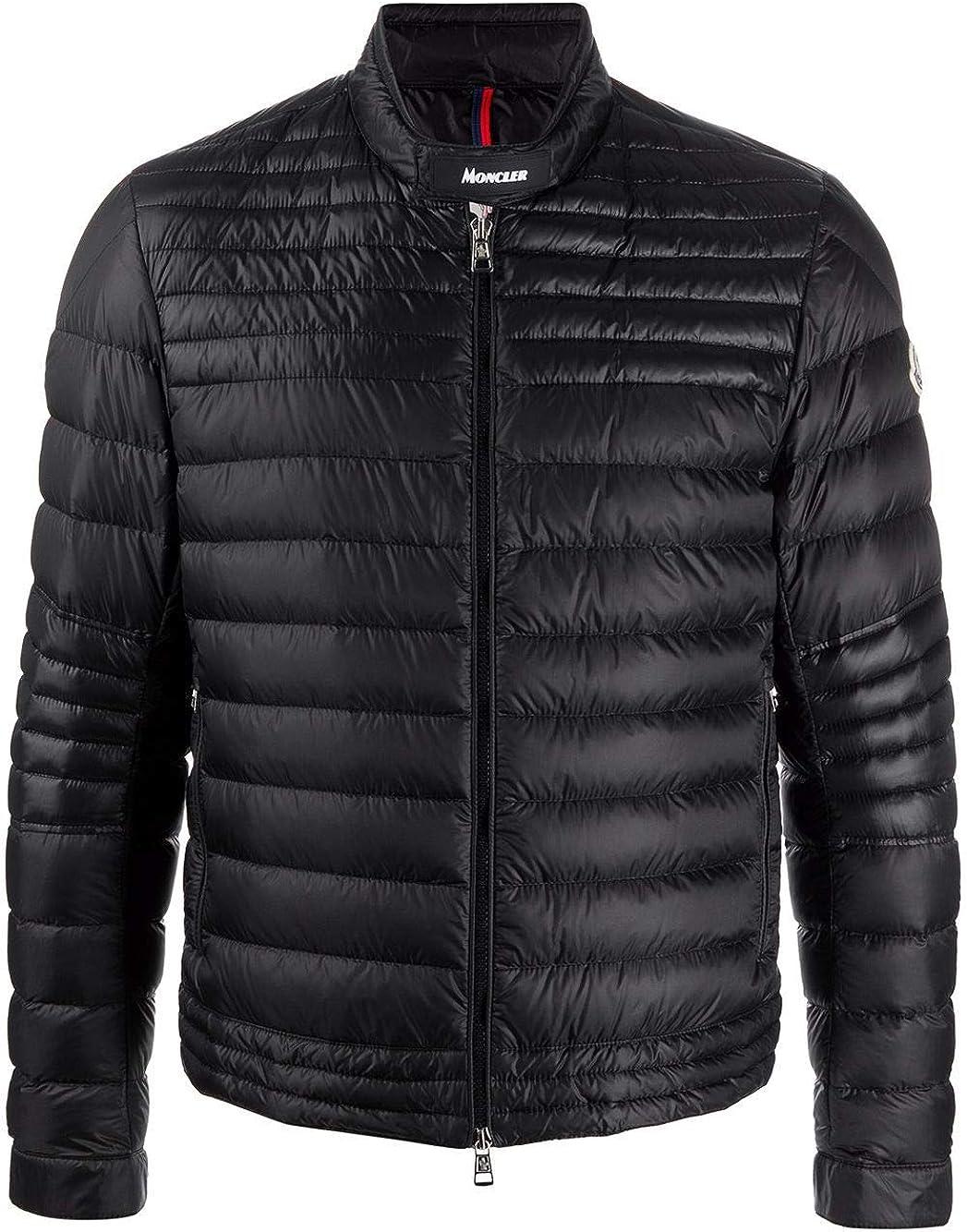 Moncler Luxury Fashion Uomo 1A10000C0451999 Nero Poliammide